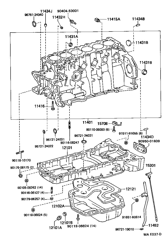 rb26 torque specs