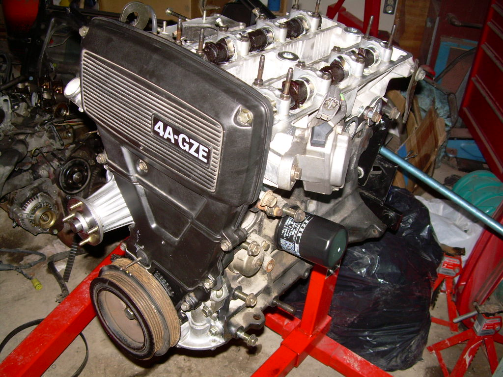 I Figure Some Here Might Enjoy My Ae86 Build  A Lot Of
