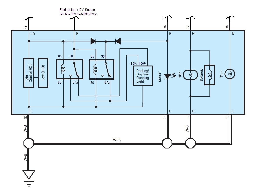 Gmc Yukon Fuse Box Diagram On Under Hood Fuse Box For Lexus Is 250