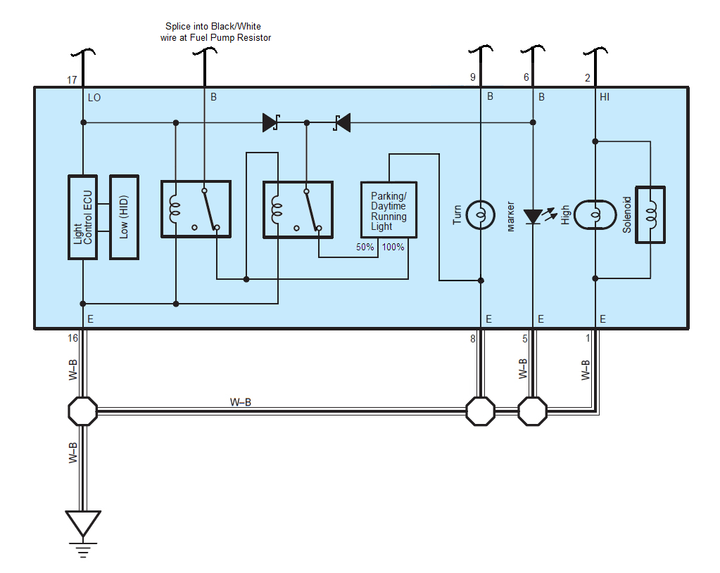 Drl 300 Wiring Diagram - Auto Electrical Wiring Diagram •